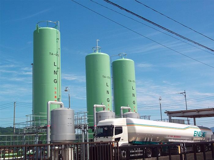 LNG供給施設